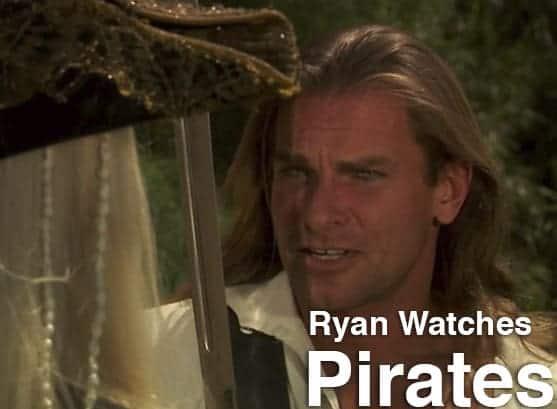 Ryan Watches Pirates