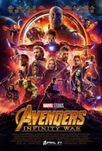 AVENGERS: INFINITY WAR Review 1