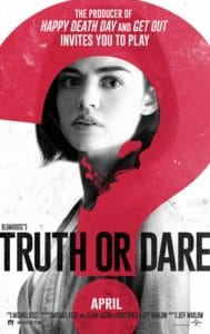 TRUTH OR DARE Review 1