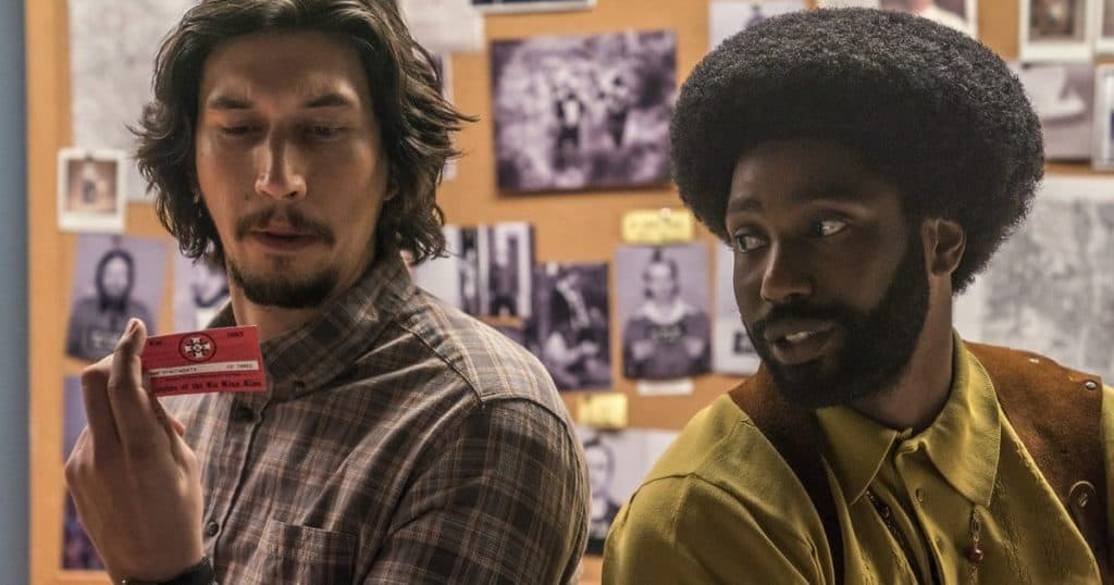 BLACKKKLANSMAN Review 2