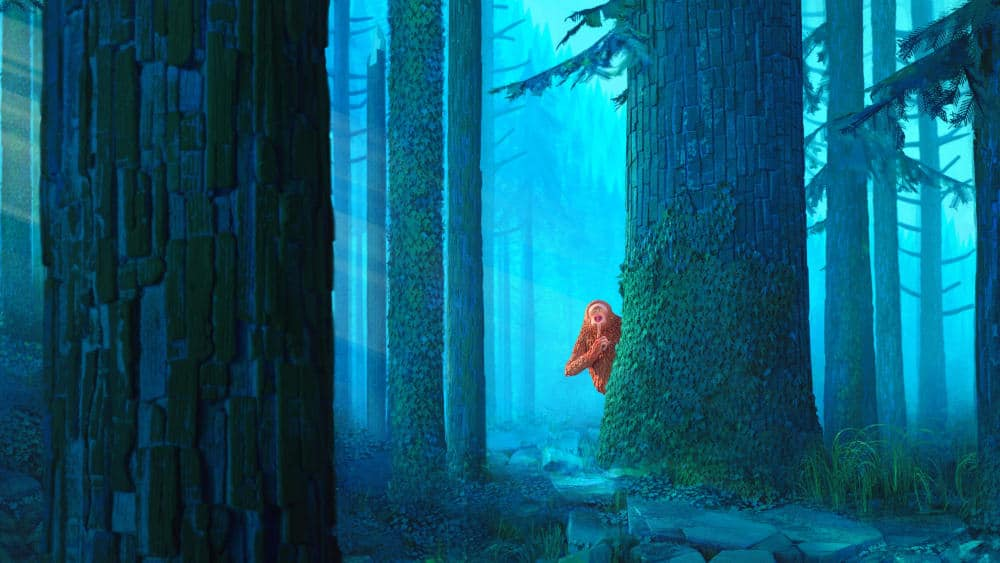 Laika's Next Film is THE MISSING LINK 1