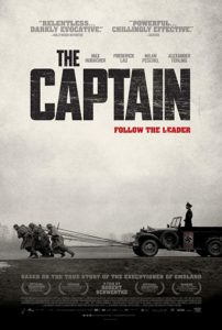 THE CAPTAIN Review 1
