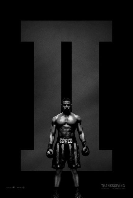 Creed II - First Poster