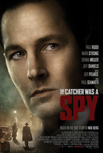 Sundance 2018: THE CATCHER WAS A SPY Review 1