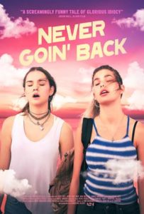 NEVER GOIN' BACK Review 1