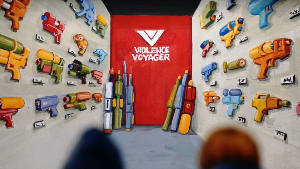VIOLENCE VOYAGER Review 4