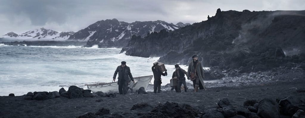 COLD SKIN Review 2