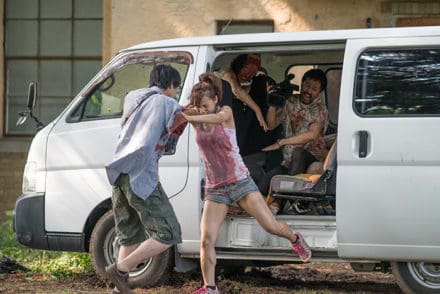 ONE CUT OF THE DEAD STILL 2