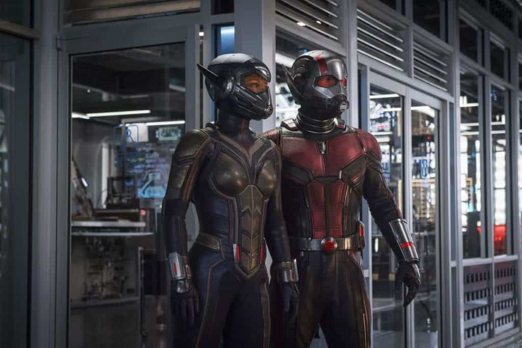 ANT-MAN AND THE WASP Review 2