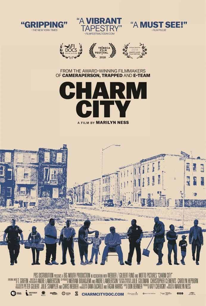 Baltimore Doc CHARM CITY Gets a Trailer 1