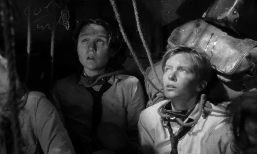 THE WILD BOYS Review 3