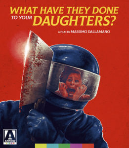 WHAT HAVE THEY DONE TO YOUR DAUGHTERS? Blu-ray Review 1