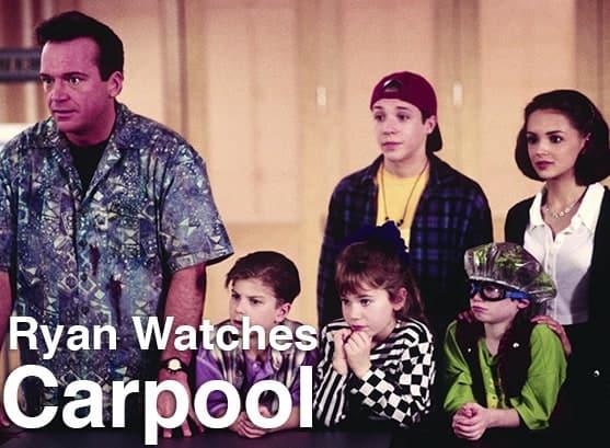 Podcast: Ryan Watches a Movie 278 - CARPOOL 1