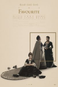 THE FAVOURITE Review 1