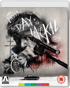 THE DAY OF THE JACKAL Arrow Blu-ray Review 1