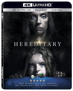 HEREDITARY Blu-ray Review 1