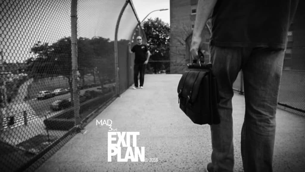 Exit Plan by Eric Terzo 2
