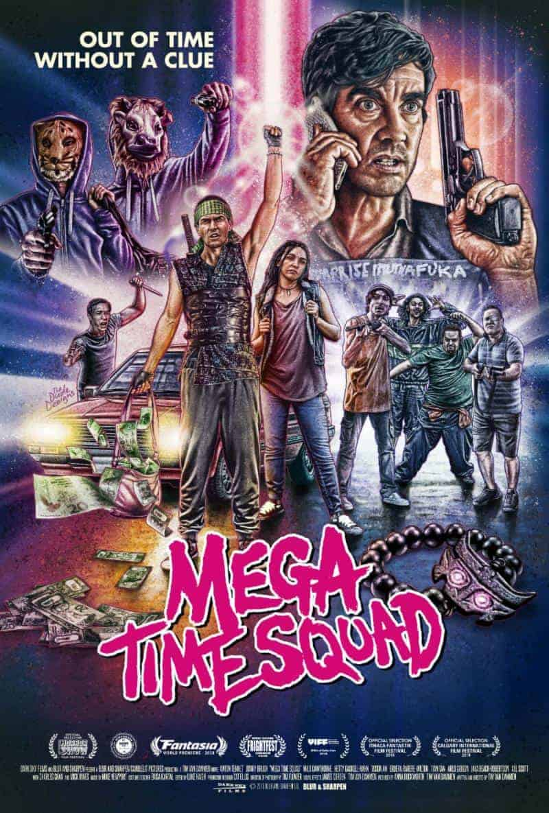 Sci-Fi Comedy MEGA TIME SQUAD Gets a Trailer 1
