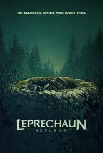 LEPRECHAUN RETURNS Review 1
