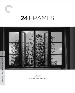 24 FRAMES Criterion Blu-ray Review 1