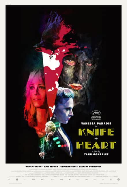 Knife+Heart US Poster