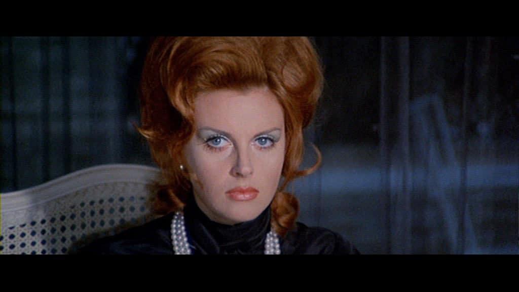 THE FORBIDDEN PHOTOS OF A LADY ABOVE SUSPICION Arrow Blu-ray Review 2