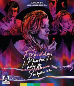 THE FORBIDDEN PHOTOS OF A LADY ABOVE SUSPICION Arrow Blu-ray Review 1