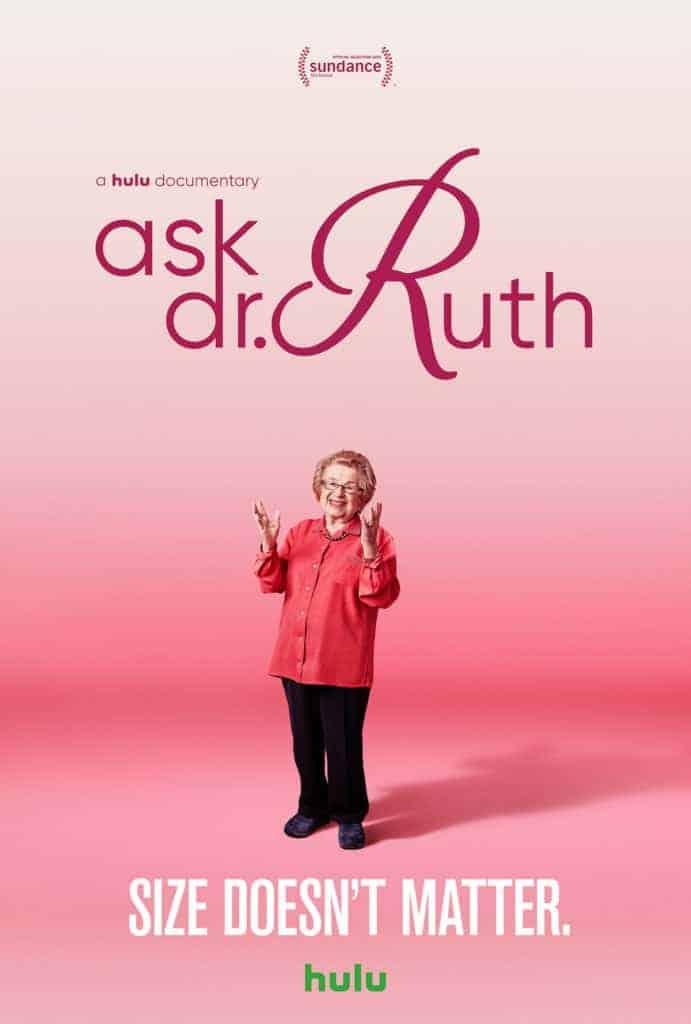 Sundance 2019: ASK DR. RUTH Gets a Trailer 1