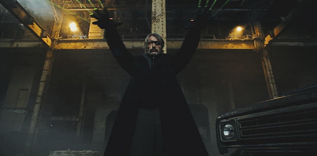 Jonas Akerlund's POLAR Gets a Trailer 1