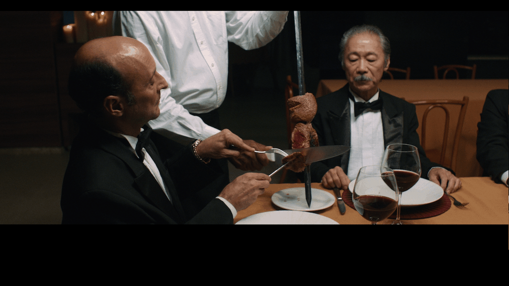 THE CANNIBAL CLUB Review 2