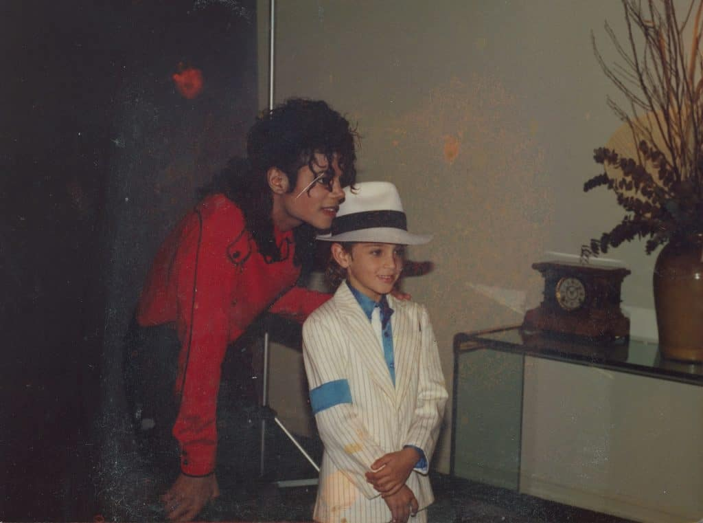 LEAVING NEVERLAND Review 1