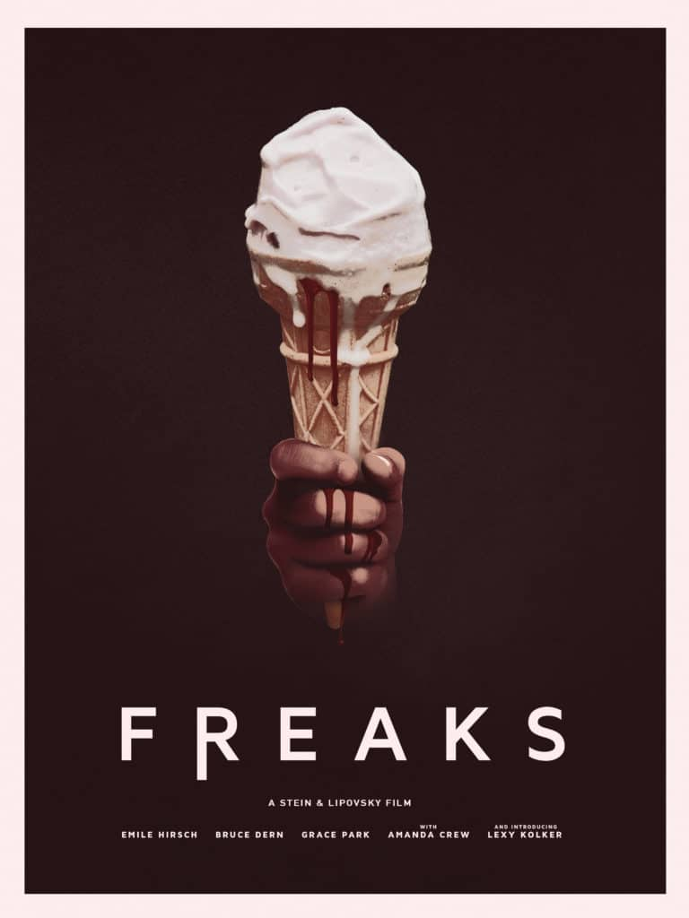 What The Fest!?: Zach Lipovsky & Adam B. Stein's FREAKS Wins Audience Award 2