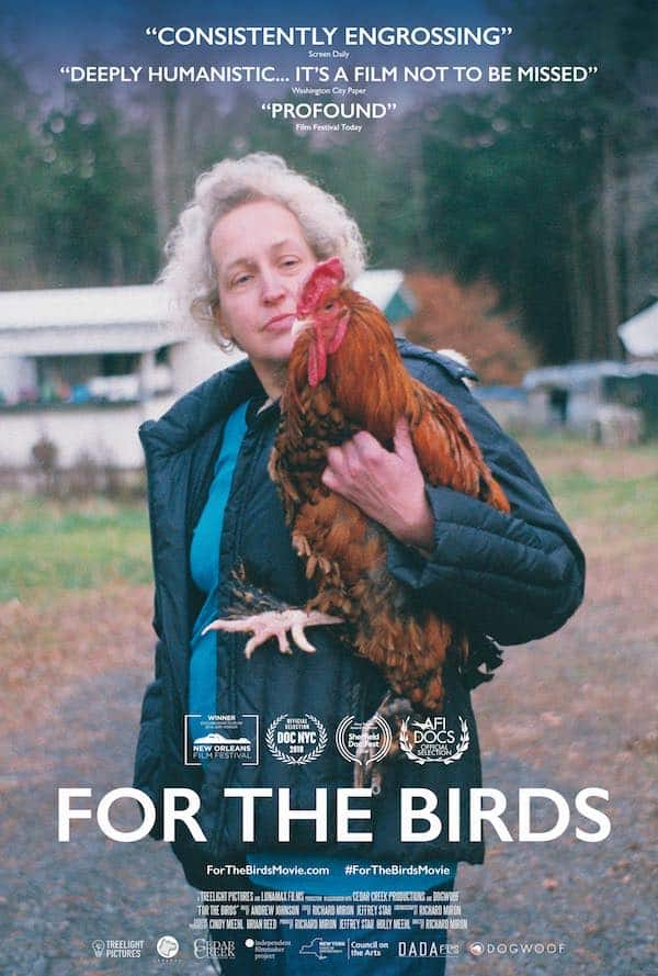 Richard Miron's Documentary FOR THE BIRDS Trailer 1