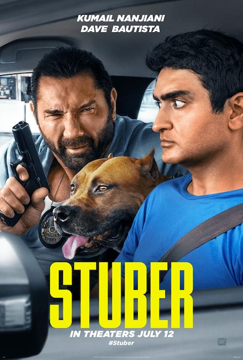stuber trailer