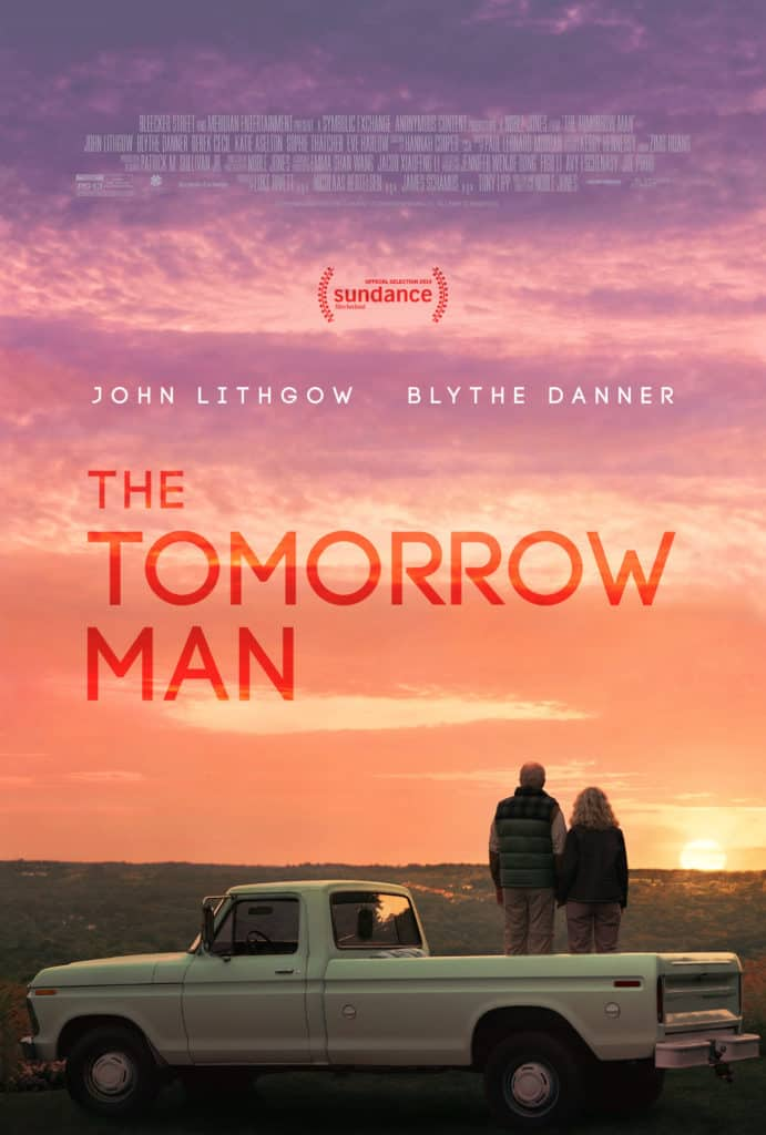 Noble Jones' THE TOMORROW MAN Gets a Clip 1