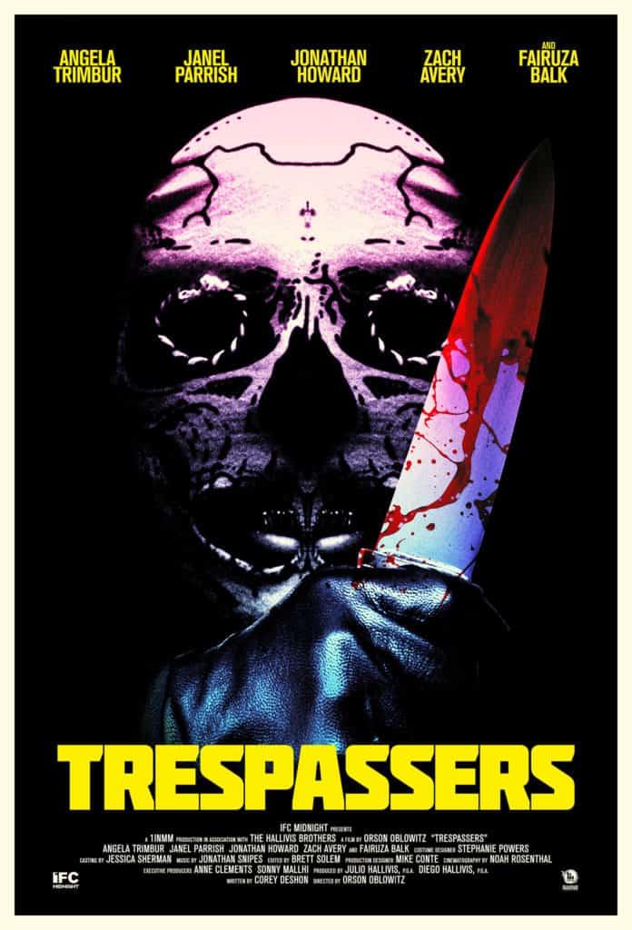 trespassers trailer