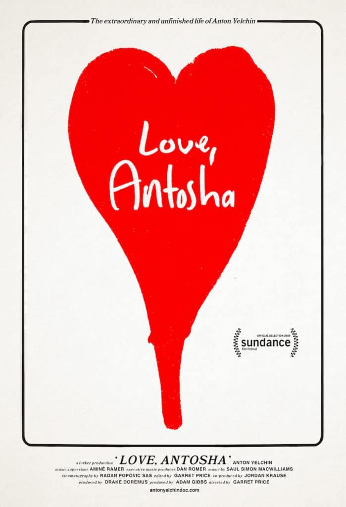 love antosha trailer
