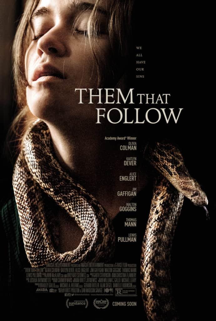 them that follow trailer