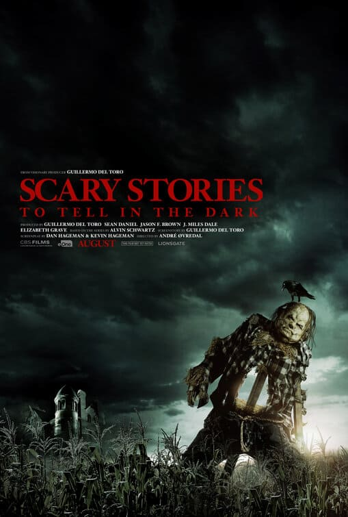 scary stories trailer