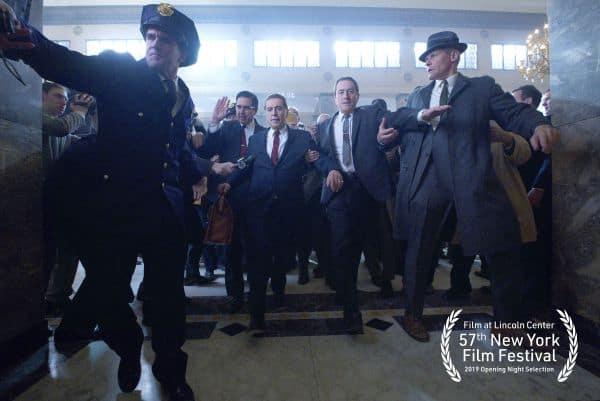 NYFF 2019: Martin Scorsese's THE IRISHMAN To Open Festival 1