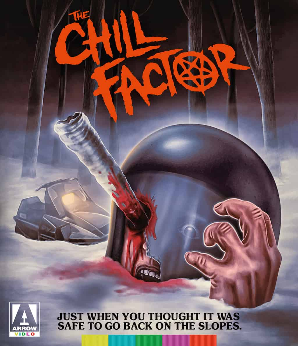 the chill factor blu-ray review