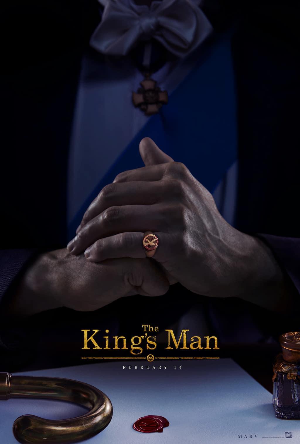 king's man trailer