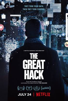 Documentary THE GREAT HACK Gets a Trailer 1