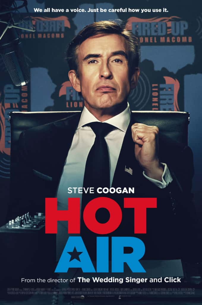 HOT AIR Starring Steve Coogan Exclusive Clip 1