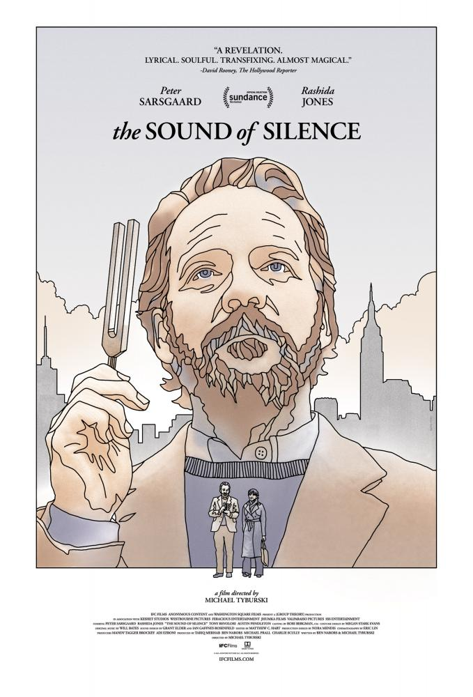 THE SOUND OF SILENCE Gets a Trailer 1