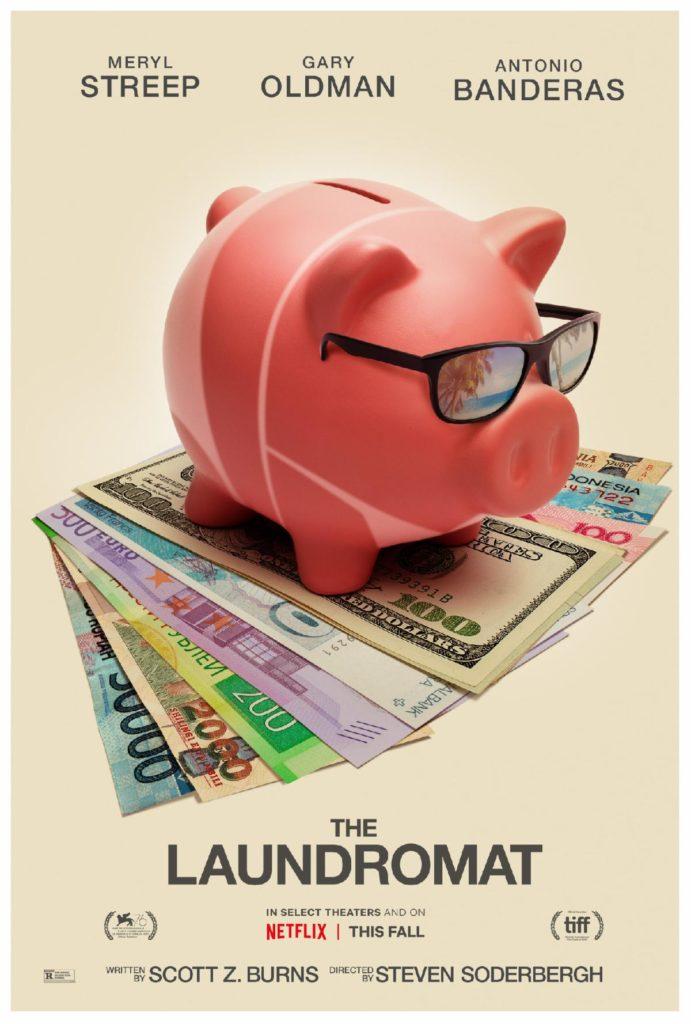 Steven Soderbergh's THE LAUNDROMAT Gets a Trailer 1