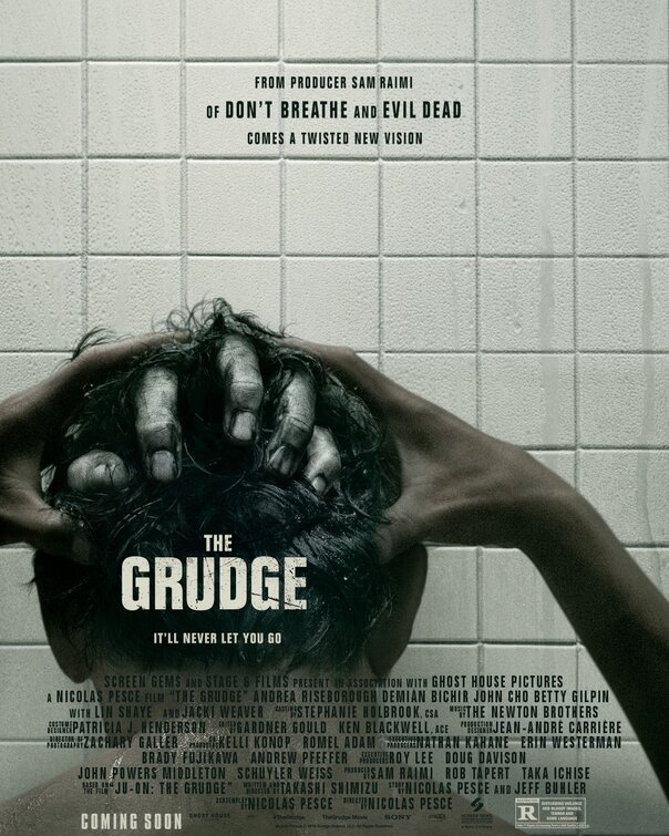 THE GRUDGE starring John Cho Gets a Trailer 1