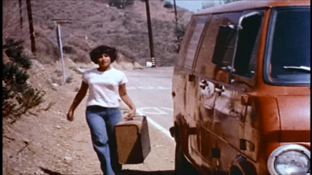 HITCH HIKE TO HELL Arrow Blu-ray Review 1