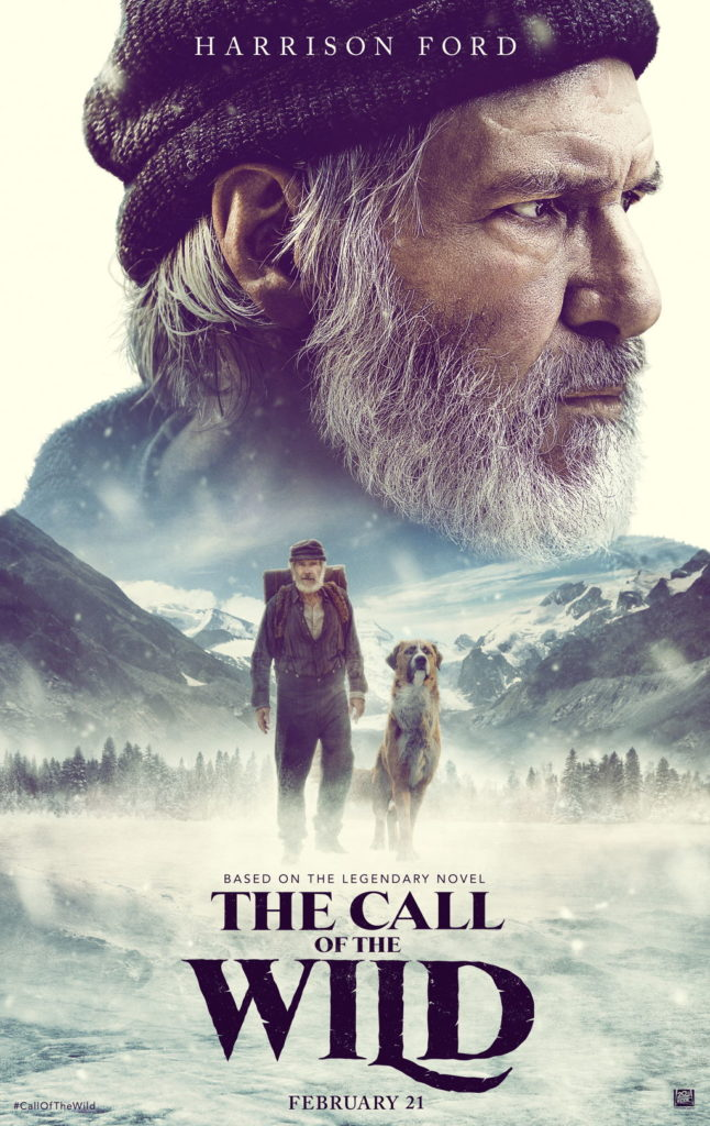 THE CALL OF THE WILD Starring Harrison Ford Gets a Trailer 1