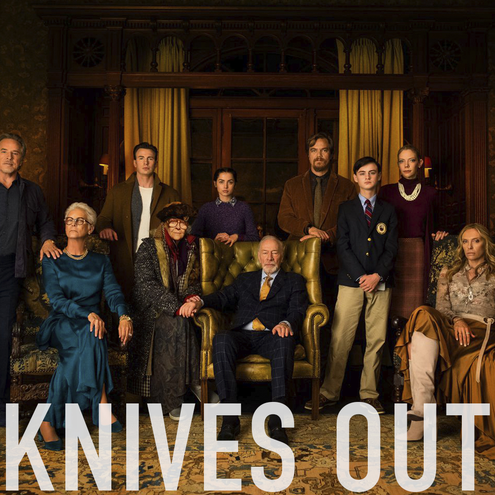 Podcast: 346 - KNIVES OUT 1